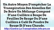 Transpire, Stop Transpiration, Transpiration Des Aisselles, Probleme Transpiration, Transpirer Moins