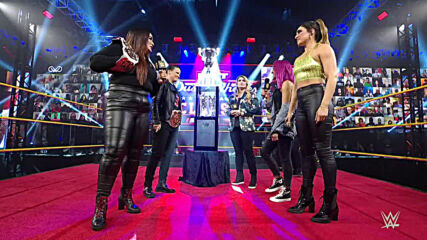 Get to know Dakota Kai before her WWE Women's Tag Team Title Match tonight