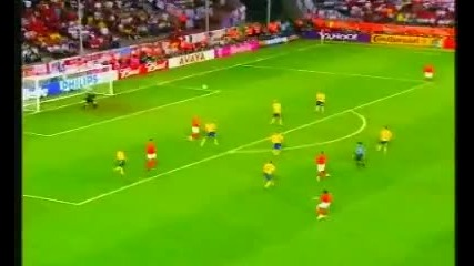 Best Goals of the World Cup 2006 in Germany