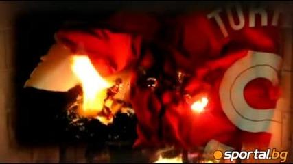 Фенове горят фанелки на Торес заради това , че отива в Челси