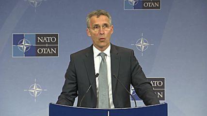 Belgium: NATO SecGen announces NATO-Russia Council meeting, Afghanistan mission extension