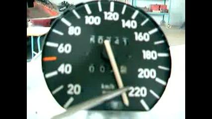 Opel Kadett Gsi 150 - 220 Km/h