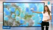 Прогноза за времето (03.06.2018 - централна емисия)