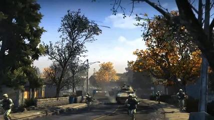 Homefront - Multiplayer Gameplay Trailer