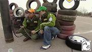 Какво налягане на въздуха трябва да има в автомобилните гуми - тест
