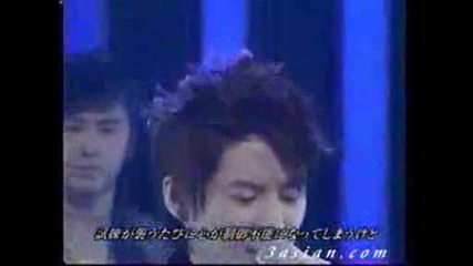 Dbsk - Purple Line at Nhk Music Japan