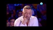 Много смях с жената Майкъл Джексън - X Factor 2 Bulgaria (09.09.2013)