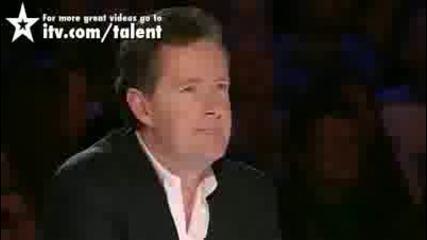 The Arrangement - Britains Got Talent 2010