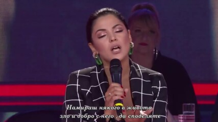Nadica Ademov - Savrsena laz - (tv Prva 18.10.2020.) превод