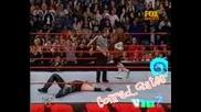 Wwf - Undertaker Vs Rob Van Dam (Hardcore Championship)