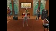 Beyonce - Irreplaceable Sims 2