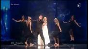 Хърватска - Igor Cukrov ft. Andrea - Lijepa Tena - Евровизия 2009 - Финал - 18 място