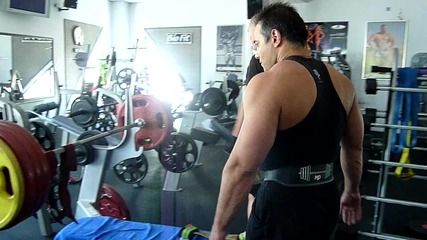 Тренировка с Ram (06.08.2012) - 1x3 - 200.0kg(440lbs)@103.0kg(227lbs)