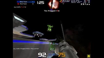 Quake Live Air Rockets