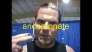 Jeff Hardy Backstage Rare