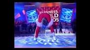 Guinness World Records - Flexible Guy