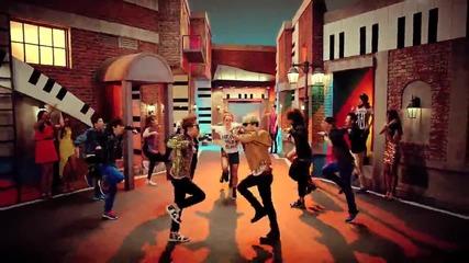 Donghae & Eunhyuk - I Wanna Dance