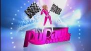 Rupaul's Drag Race s07e02 - Glamazonian Airways