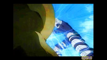 Sasuke - Last Resort vs Gaara! (hq)