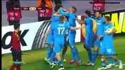 Зенит 2 - 0 Торино ( 12/03/2015 ) ( лига европа )