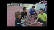 [eng sub] Teen Top Rising 100% - Ep 2 High Jump Challenge 3 - 4