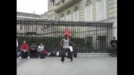 Страхотен Уличен Танц