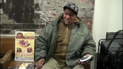 Homeless Man With Golden Voice