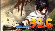 Naruto Shippuuden 326 [bg Sub] Високо Качество