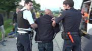Austria: Three people injured in knife attack on Vorarlberg train