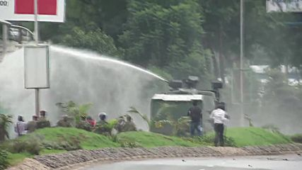 Kenya: Tear gas used as hundreds decry electoral body in Nairobi