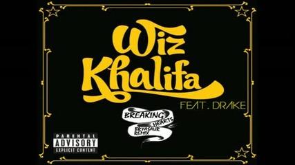 Wiz Khalifa Feat. Drake - Breaking Hearts (no Love For Em)