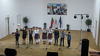Празничен концерт в навечерието на Националният ни празник 3 Март (гр. Борово, област Русе) 004