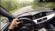 Bmw M5 V10 epic driving