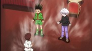 Hunter x Hunter 2011 Episode 33 Bg Sub