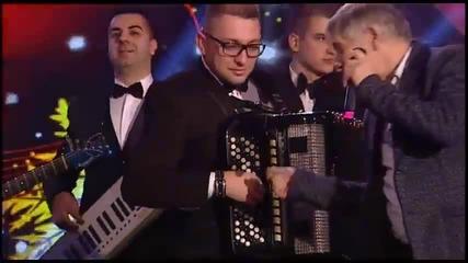 Novica Zdravkovic - Da je lepa, lepa je - GNV - (TV Grand 01.01.2015.)