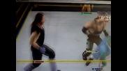Wwe Raw Legend 2007 - The Undertaker vs Doik The cwoln vs Hulk Hogan vs Dizel