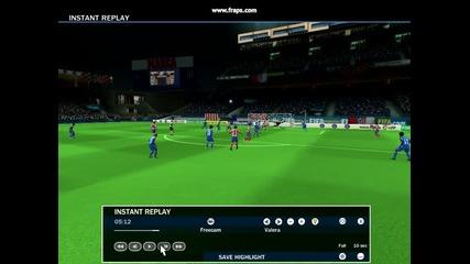 Valera Goal vs Levski (champions League)