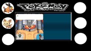 pokemon black adventure ep.5 опити за победа над залата в Striaton