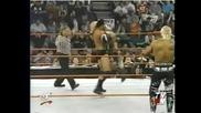 Скалата и Стив Остин срещу n.w.o