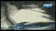 Ogier et Latvala ralentissent, rallye Australie Wrc 2011