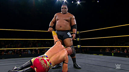 Keith Lee vs. Dominik Dijakovic: NXT, Sept. 25, 2019 (Full Match)