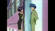Kamikaze Kaitou Jeanne - Епизод 2