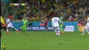 World Cup 2014 - Iran vs Nigeria 0-0