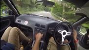 Екстремен Дрифт ! Nissan Silvia