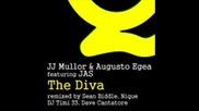 Jj Mullor & Augusto Egea Ft. Jas - The Diva (dave Cantatore Original Gitan Remix)