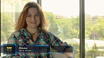Български гейм награди - Номинации: 3key Rooms