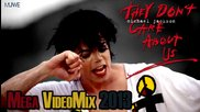 Michael Jackson - They Don't Care About Us - Mega Videomix