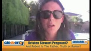 Kristen Stewart pregnant ??????and Robert is the father ???