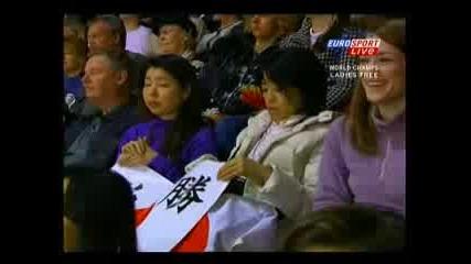 Драмата На Мики Андо - Worlds2008