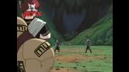 Naruto - Епизод 34 - Акамару е Изплашен! Жестоката Сила На Гаара! Bg Audio